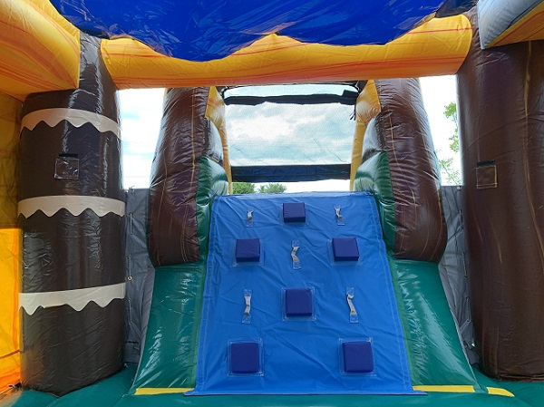Inflatable Obstical Combo Rental - Bonita Springs FL